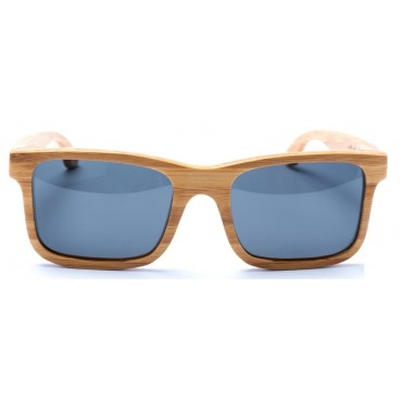 Carver - Honey Bamboo Sunglasses